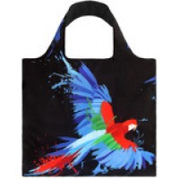 Parrot & Butterfly shopper