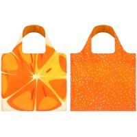 Orange shopper