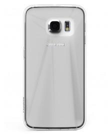 Crystal case SAMSUNG GALAXY S6 EDGE készülékekhez [Clear]