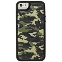 KAMEO az iPhone 5/5s készülékekhez [Camouflage Forest]