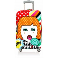 Lollipop [Bőrönd huzat M-es]