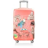 Paris [Bőrönd huzat M-es]