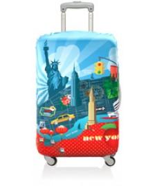New York [Bőrönd huzat M-es]